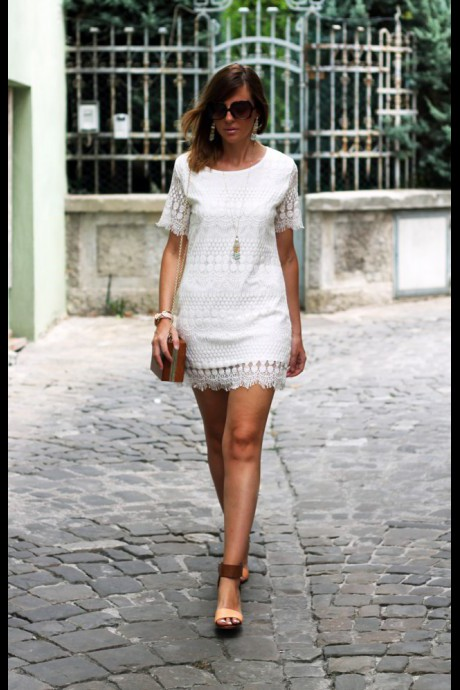 Super cool lace dress