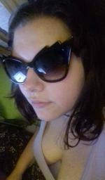 Black Cool Cat Eye Sunglasses Reviews - Purple