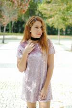 Collar de terciopelo ancha Gargantilla Reviews