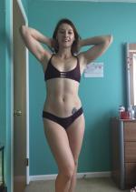 Ladder Spaghetti Strap Bikini Set Reviews