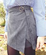 A Line Corduroy Skirt Reviews