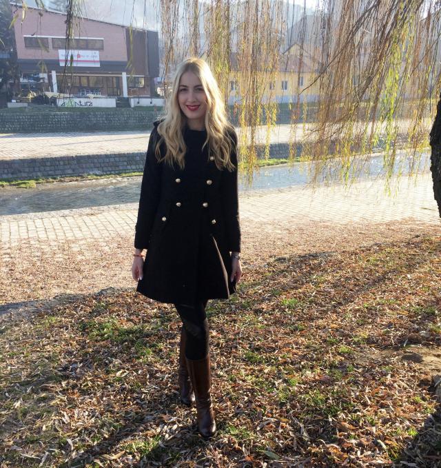 #wintermusthave #zaful #coat #blackcoat #beautiful #loveit #karminisanje #blog #blogger
