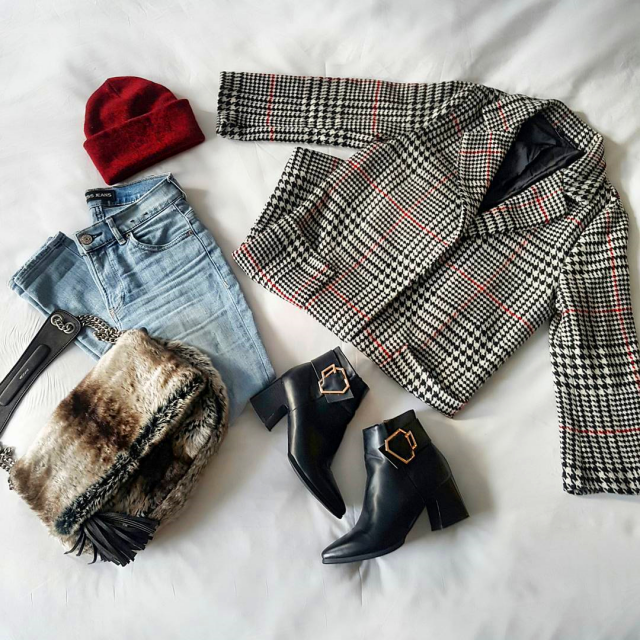 Wow!I find this pic on ZAFUL's instagram.It's totally the perfect winter outfit for me.I love this 