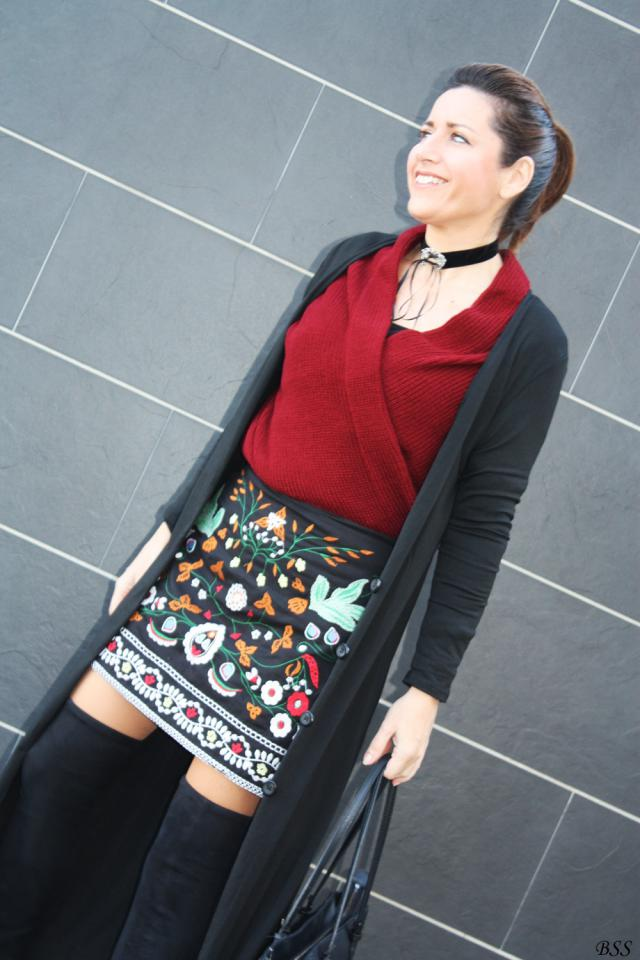 #zmesday00 Total look Zaful !!! I love this outfit for this Christmas