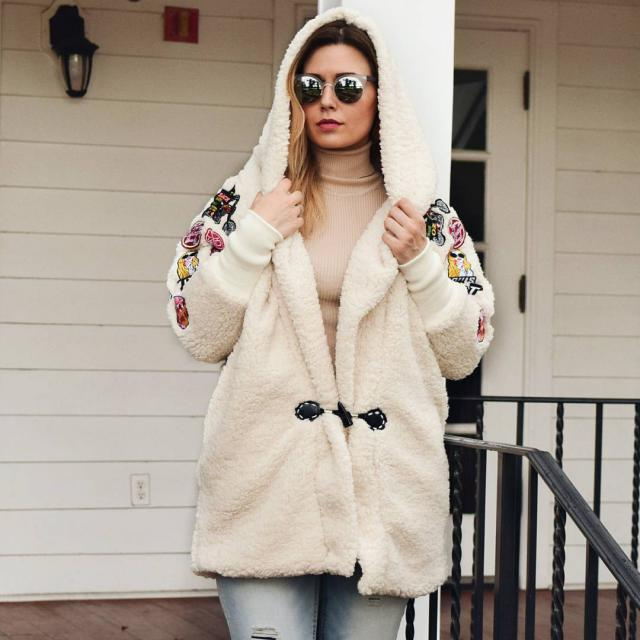 Get this unique wool coat at zaful!