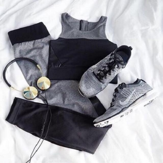 Gorgeous gym wear!