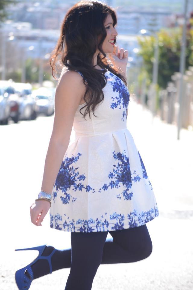 Perfect dress! #zaful #ladydress #blue