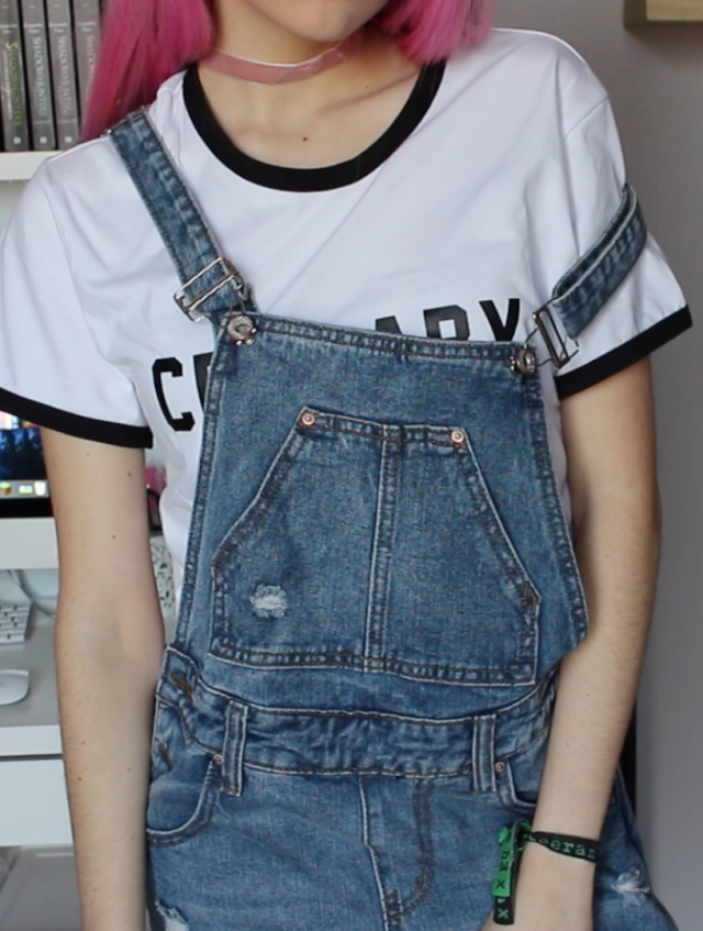 Melanie Martinez inspired outfit! If you want to see my lookbook on Youtube, here\'s the link: