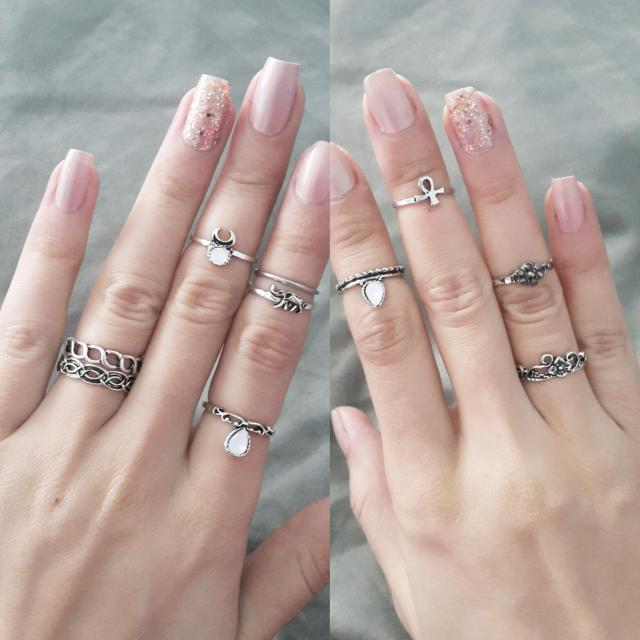 those rings are pure happiness !