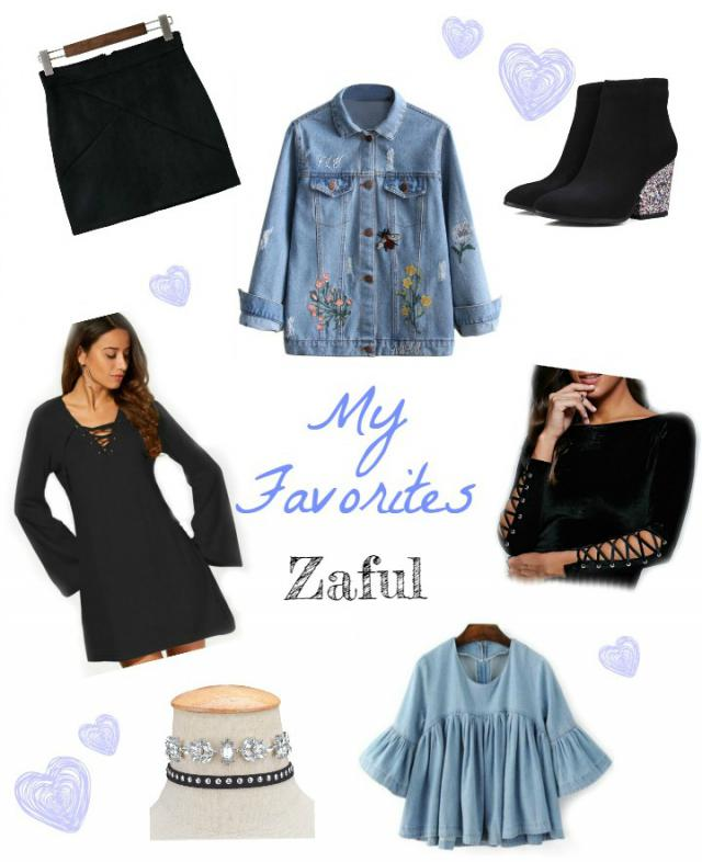 I love Zaful 