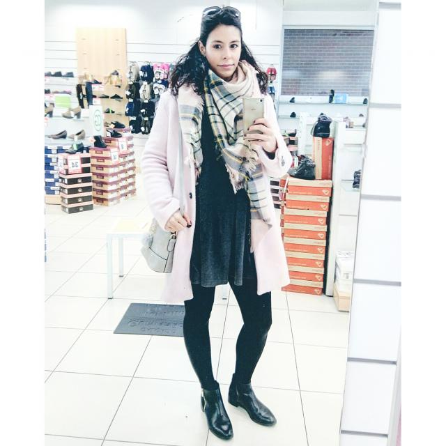 #loveselfie Loving my new dress and scarf from Zaful <3