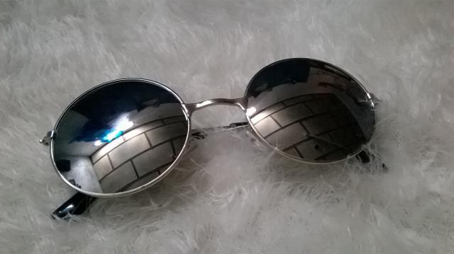 I love my new glasses ♥