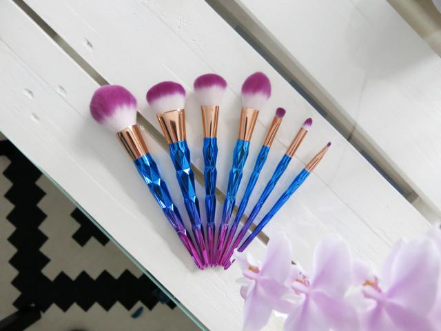 Ombre Makeup Brushes Set ♥♥♥