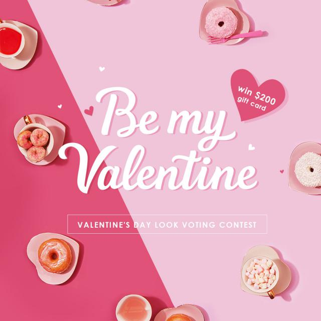 Every year when it comes to Valentine's Day, we can feel the sweet phenomenon worldwide.