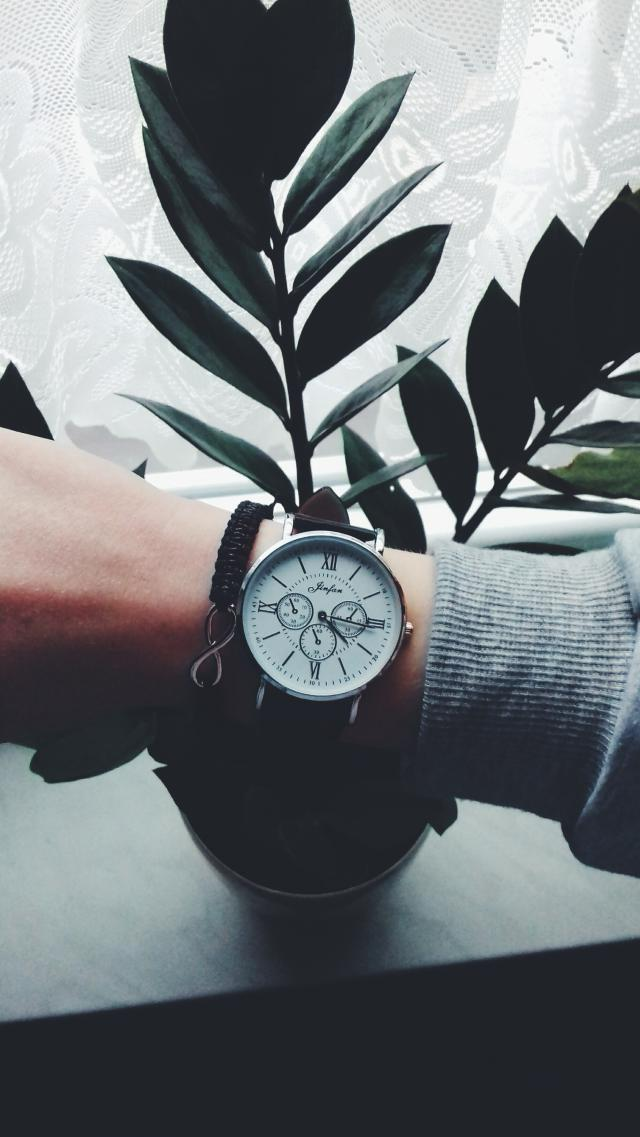 watch, bracelet - wonderful!