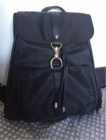 Drawstring Nylon Black Satchel Reviews