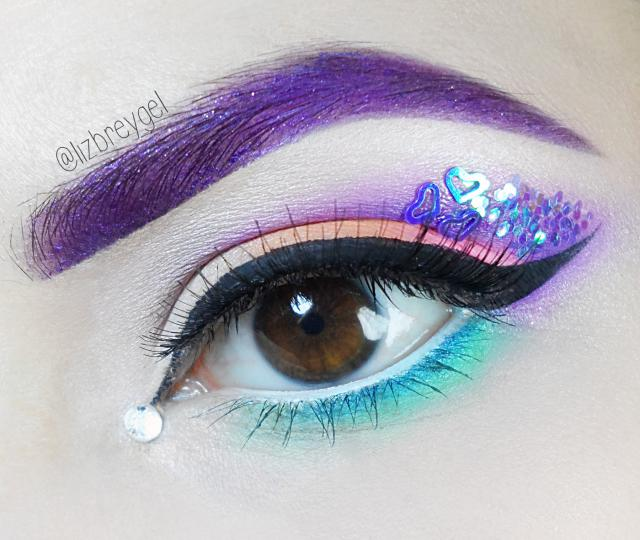 My Pastel Unicorn Makeup Look for