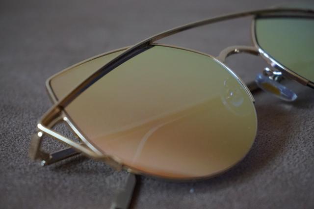 Moje przepiękne okulary czekają na promienie słońca -> http://nofik.blogspot.com/ #zaful