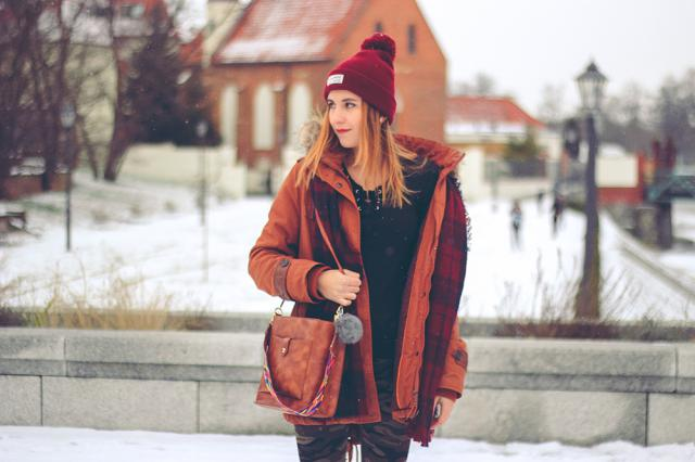 Winter with Zaful\'s Bag #outfil #zaful #bag #winter #photography #lovely #look #winter