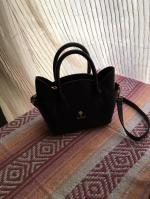 Cat Shape Solid Color Tote Bag Reviews
