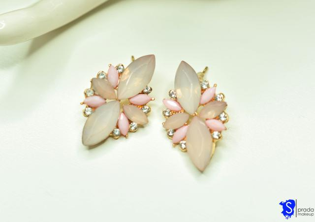 Soft pink earrings the best for spring <3 #zaful #zafuljewellery #zafulhits #TTIL #earrings #jewellery #pink #MFZI