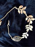 Embellished Leaf Hair Accessory Reviews