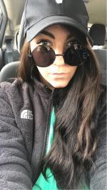 Slim Leg Metal Round Sunglasses Reviews - Metal Gun