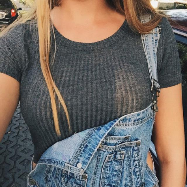 #TTIL This denim overall it\'s so beautiful♥♥♥♥♥ #denim #overall #denimoverall #summer #spring #hot #sexy