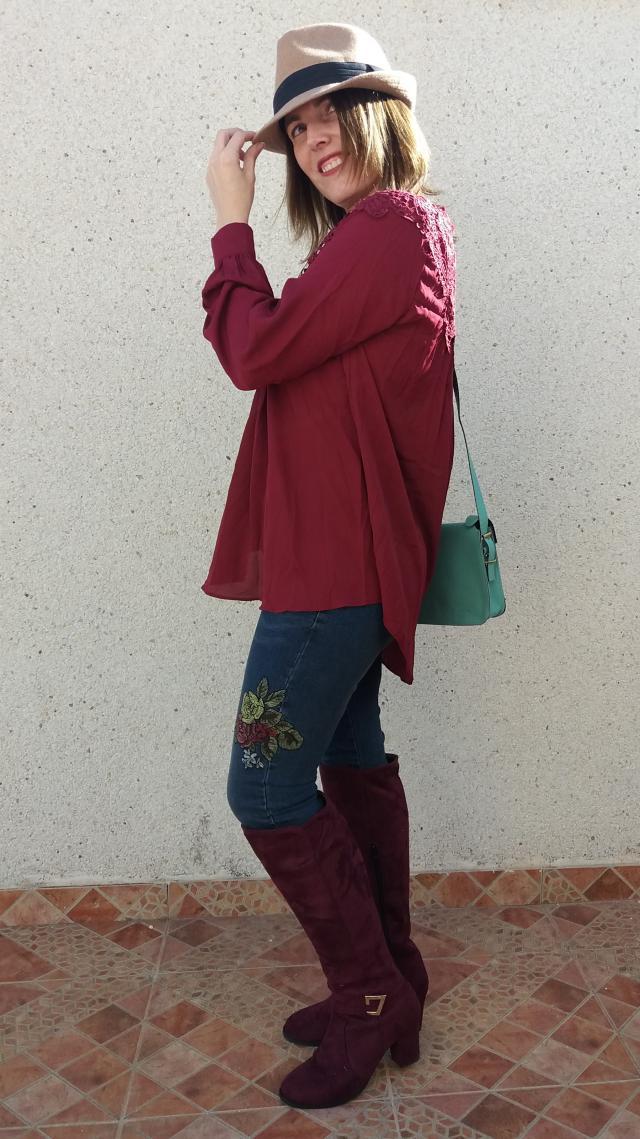 #MFZI ¿os gusta mis jeans y camisa?  TODO ZAFUL