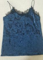Cami Lace Spliced Tank Top Reviews