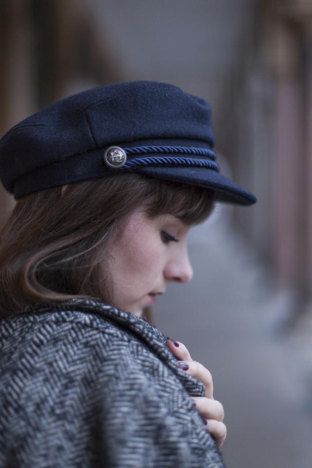 #MFZI  Perfect sailor hat for the spring <e http://www.tigerintheflowers.com/modne-akcesoria-kaszkiet-zaful/