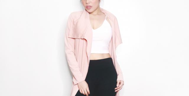 love my pink #zaful coat :) #mfzi #ttil