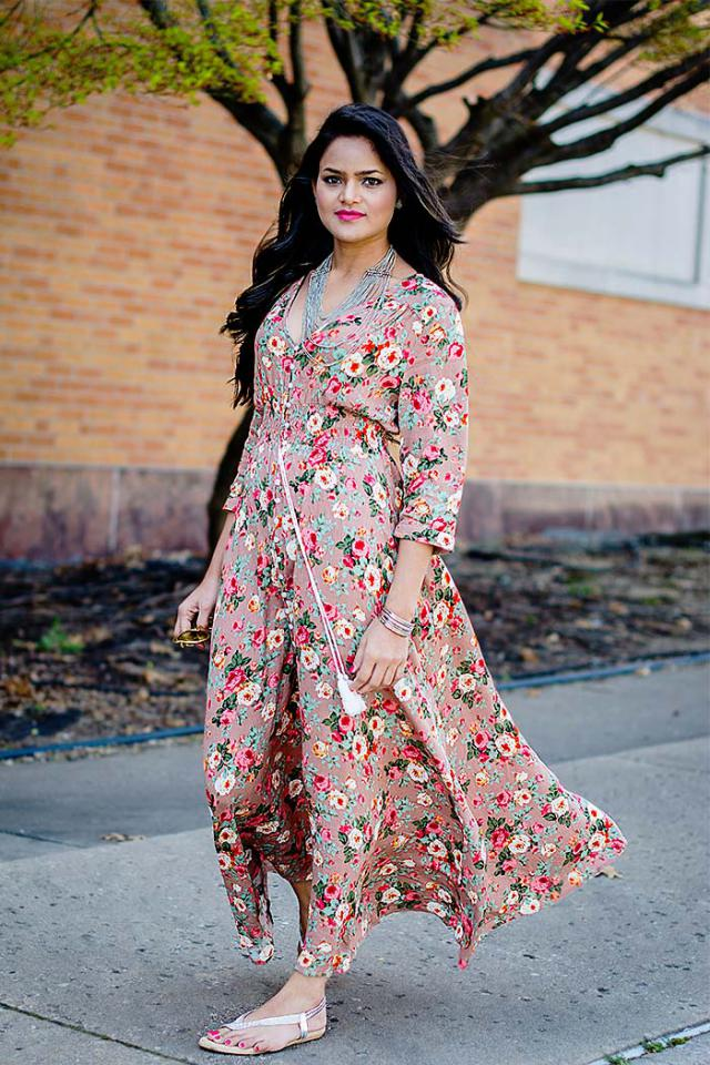 love this dress from @zaful ... perfect for spring style #spring #zaful #review #thestyleride #outfitpost #love