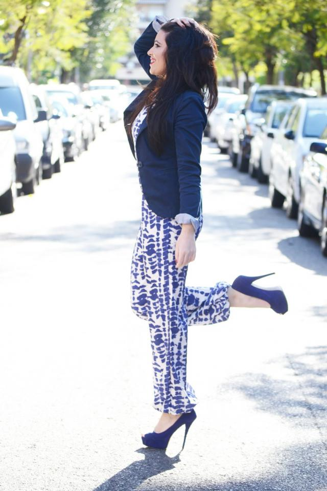 Spring is here! I love my new jumpsuit! #zme #zaful #zafulgirl #streetstyle #fashion