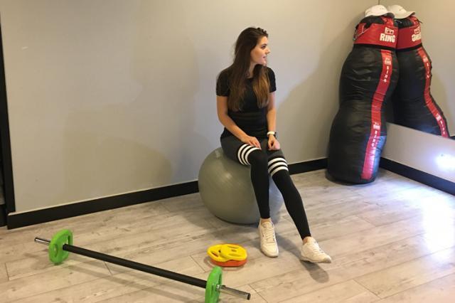 #sport #gymgirl #fit