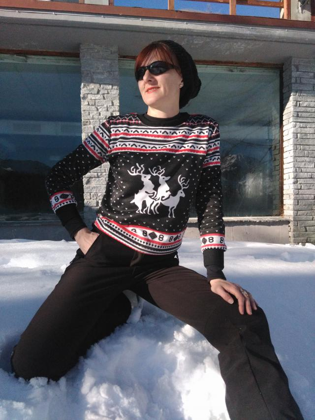 #zmesday00 winter style #winter #snow #fashion