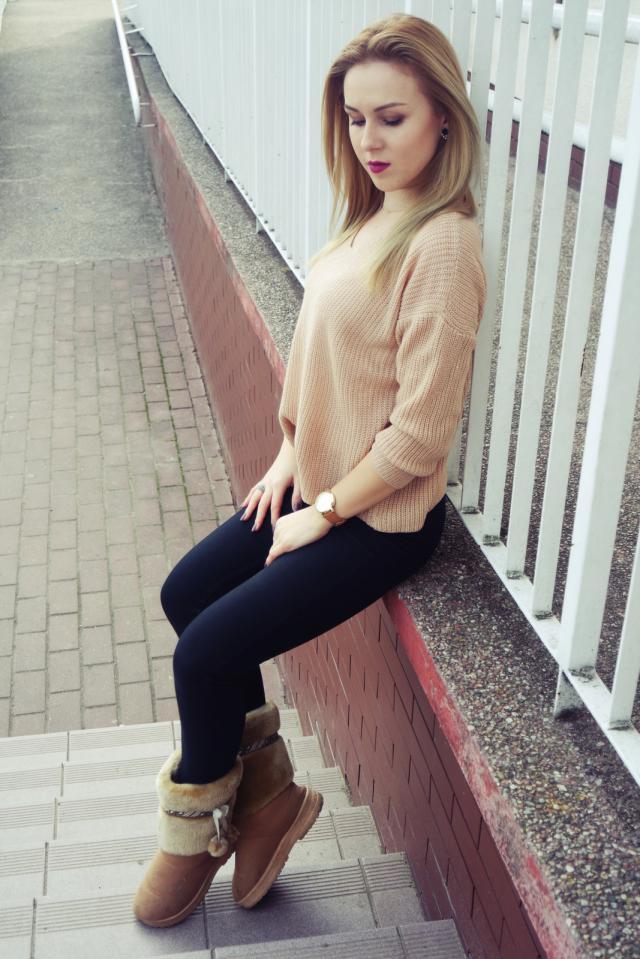 #ootd #mystyle #zafulclothes #blouse #emu #mowmimoniska