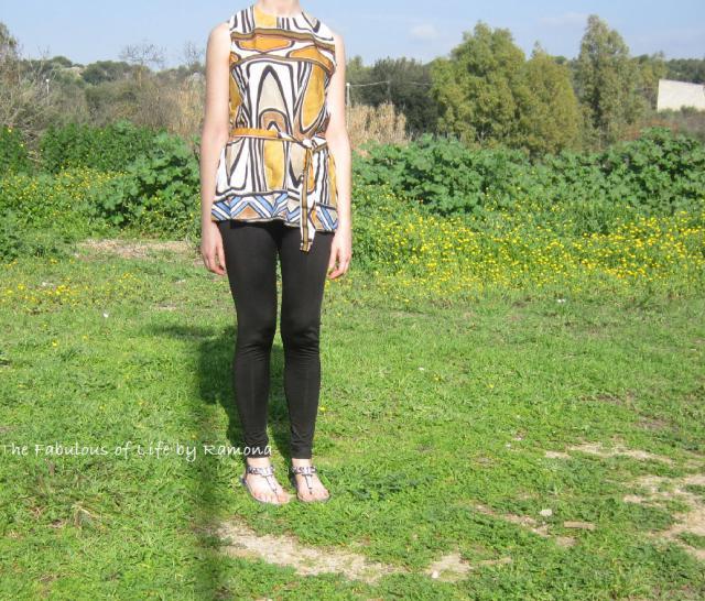 #outfit #dresses #minidress #geometric #orange #summer #fashion #printed #sandal #Premere #fabric stampa #swaroski
