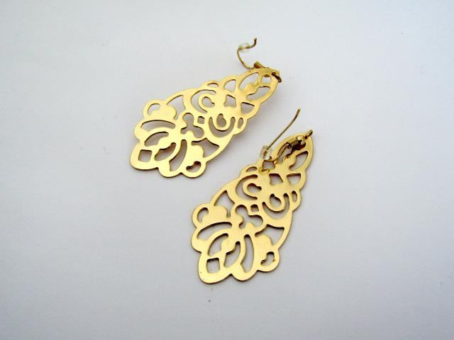 Princess earrings with great quality, loving! #ZAFUL #acessories