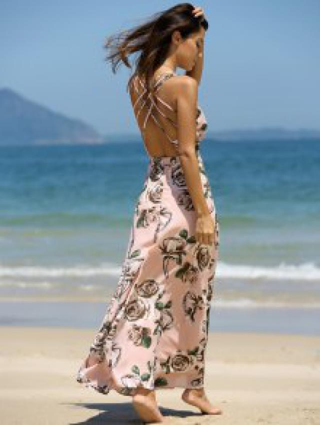 #Zaful #Crossbackdress #spring2017 #summer