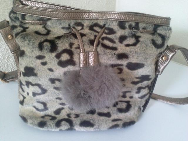 Furry bag from #ZAFUL