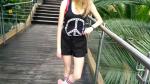 Pure Color Straight Leg Drawstring Shorts Reviews