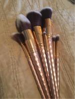 8 Pcs Makeup Brushes Set Reviews