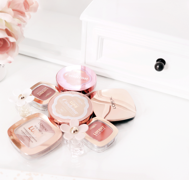 For our love of rosegold and makeup