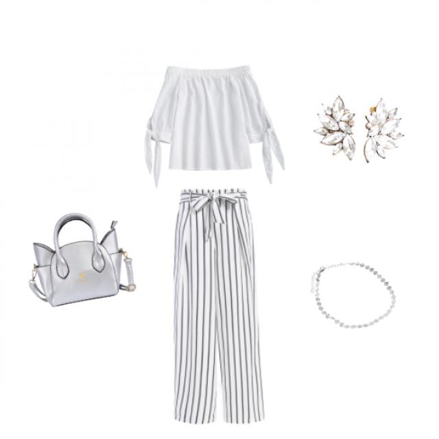 #coachella2017 #springbreak2017 #zafulhits #white #look #mode #fashion #aliciabssd #follow