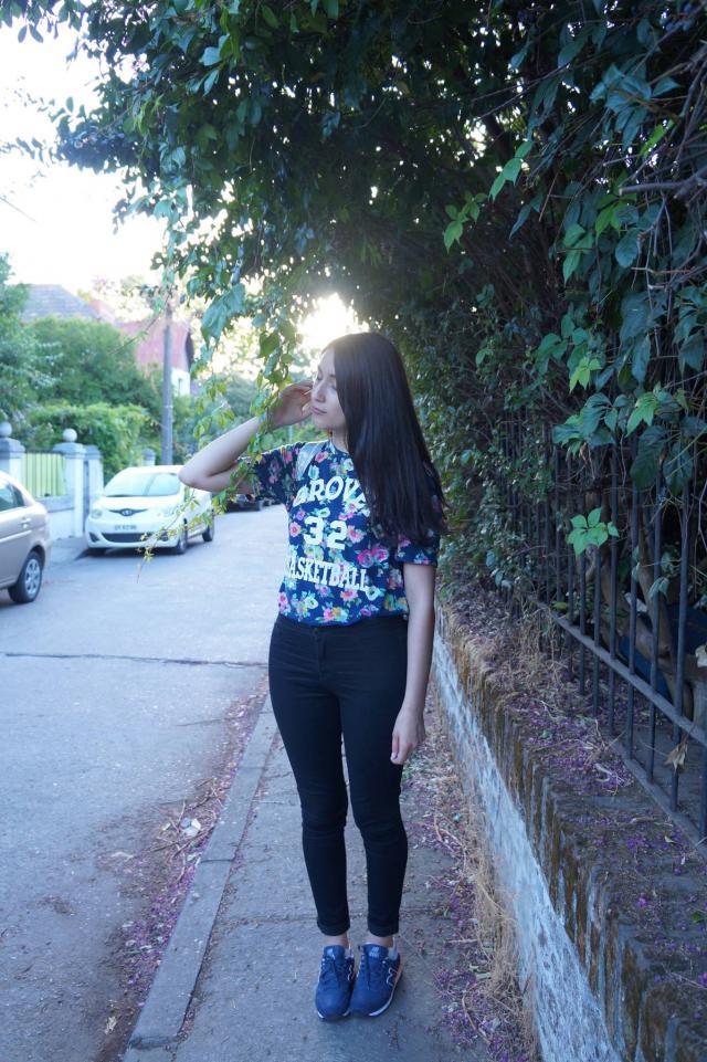 Last summer.