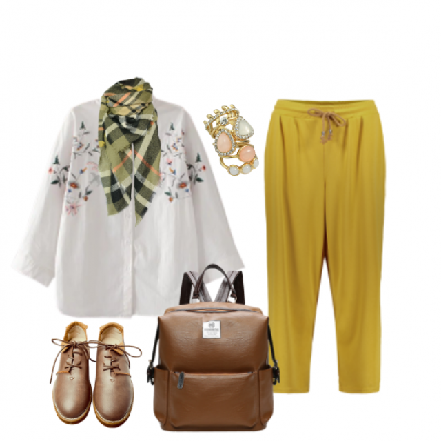 #summer #spring #look #fashion #trend #zafulhits