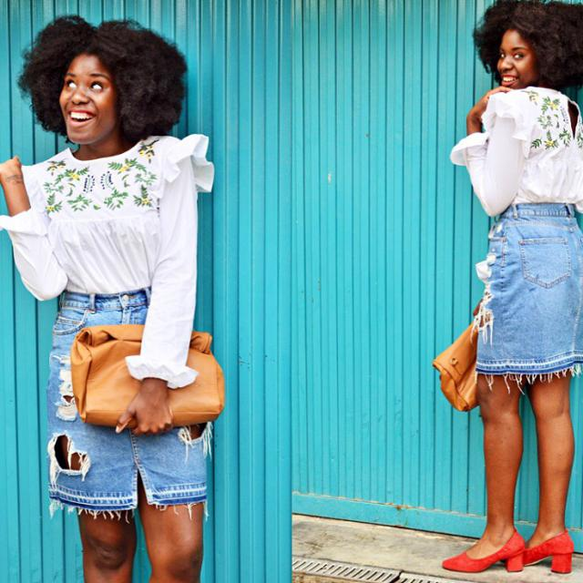 #springbreak2017 #zafulhits #embroidery