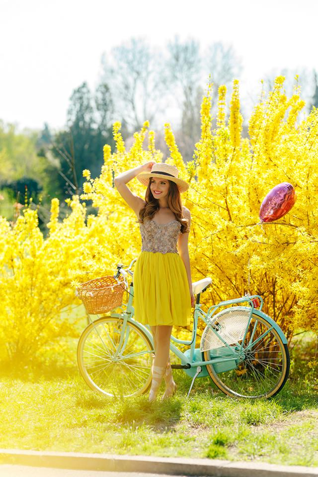 Every month we will pick a color as the Color Of The Month. 