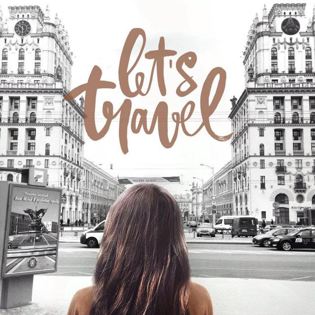 LET'S TRAVEL ! ! ! ♥